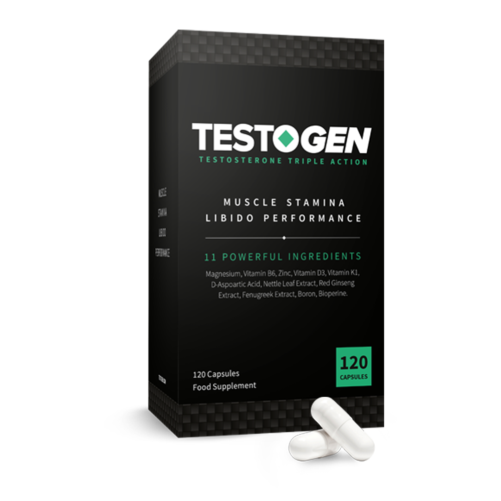 Testosterone levels vitamins